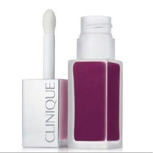Clinique Liquid Lipstick - Black Licorice Pop